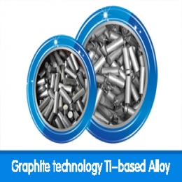 Graphite technology Ti-based Alloy Wear Resistant Composites