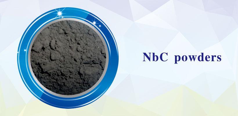 NbC Niobium carbide powder products details