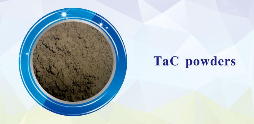 TaC Tantalum carbide powder products details